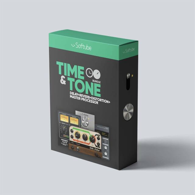 Time and Tone Bundle | Softube
